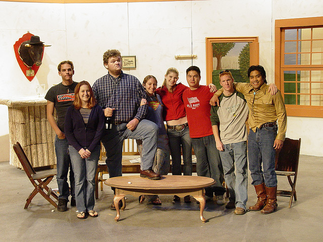 Cast and crew of A Marriage Proposal